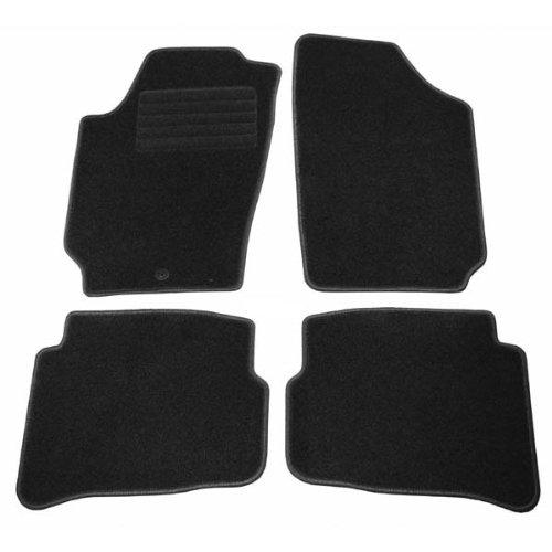 seat ibiza 6l velours fu matten satz 4 automatten. Black Bedroom Furniture Sets. Home Design Ideas