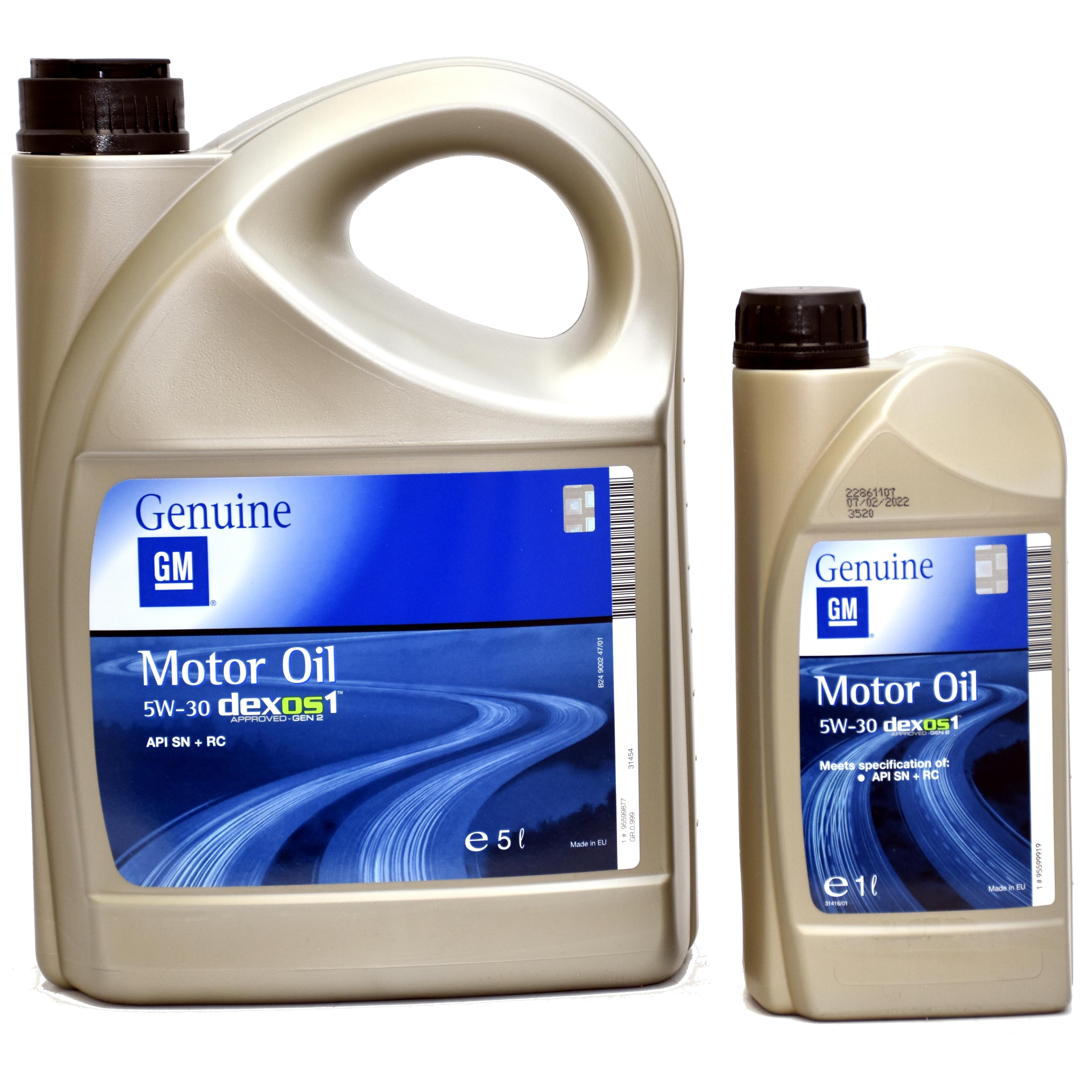 genuine opel gm 5w 30 dexos 1 gen2 longlife engine oil. Black Bedroom Furniture Sets. Home Design Ideas