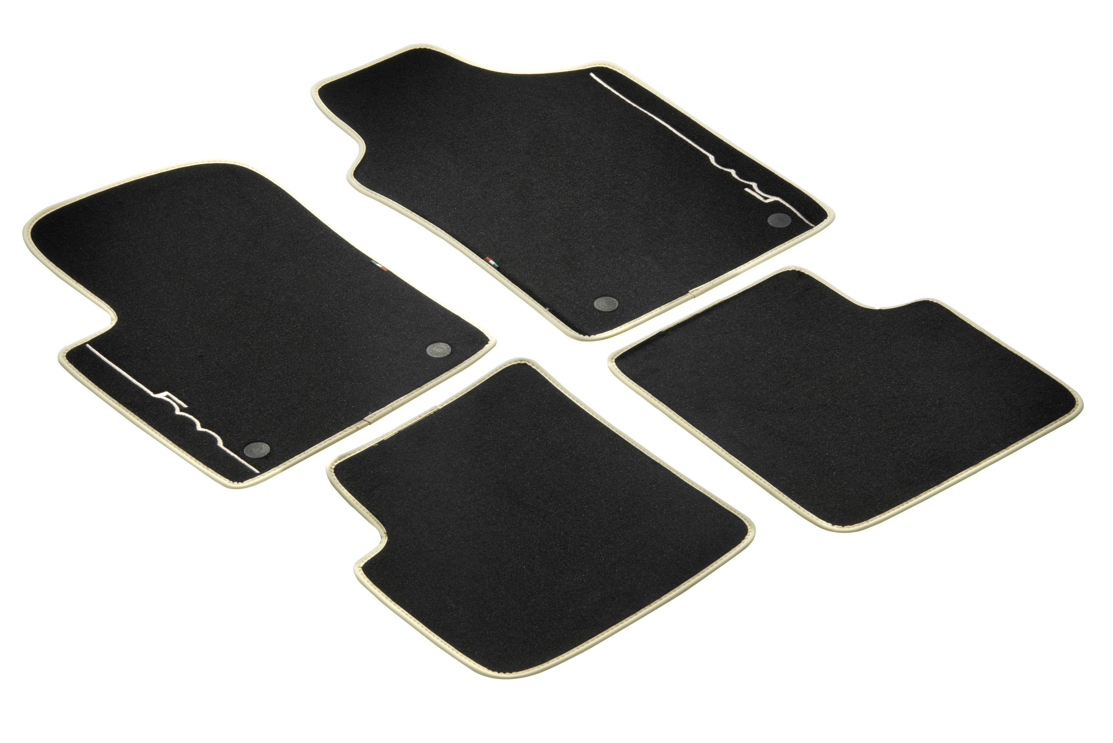 SONDERPREIS Original Lengenfelder Fußmatten passend für Fiat Panda 312 NEU