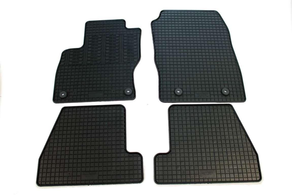 OPPL Fußraumschalen 4-teilig statt Gummifußmatten für Ford Focus 3 III 2011