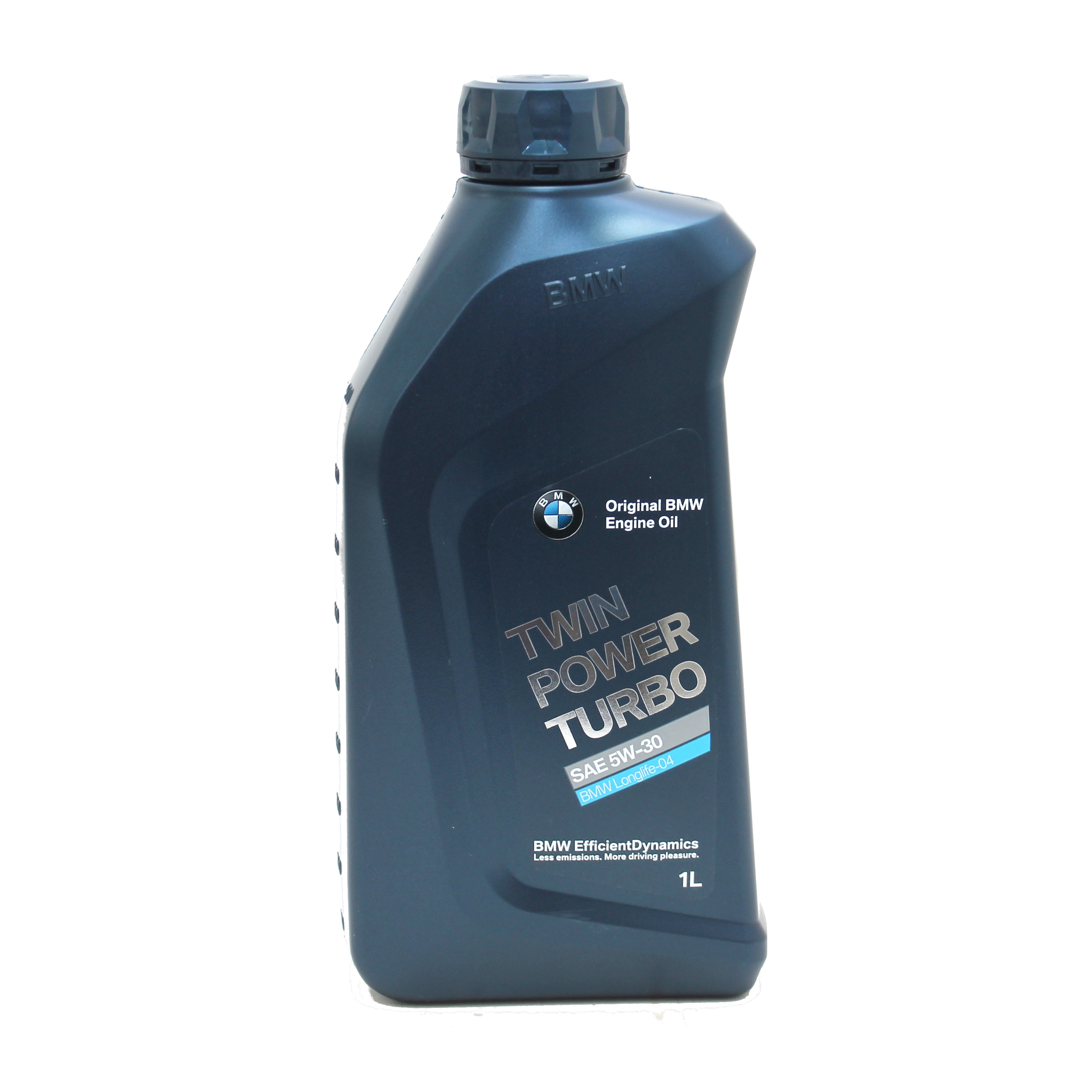 Genuine bmw engine oil 5w30 twin power turbo longlife 04 1 for Motor oil for bmw