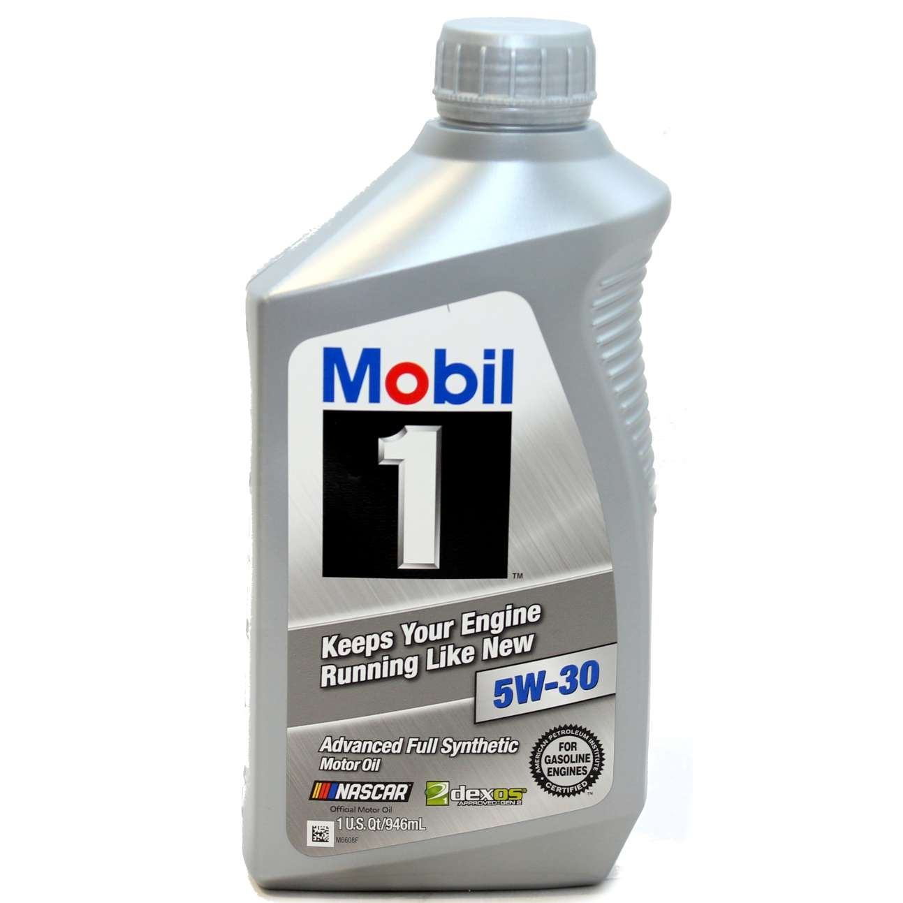 Mobil 1 5W30 5W-30 Advanced Full Synthetic Engine Oil