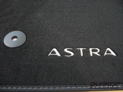 Astra J GTC Original Opel Velours Premium Fu/ßmatten Opel Astra J 1723060 !!NEU!